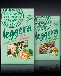 Bulletproof - PizzaExpress Leggera  #packaging #design #diseño #empaques #embalagens #дизайна #упаковок #パッケージデザイン #emballage #worldpackagingdesign #bestpackagingdesign #worldpackagingdesignsociety