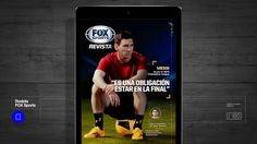 FOX Sports is one of the world's biggest sports news international network. They contacted e180 in order to create a new mobile platform for Latin America, Brasil and Mexico. In this opportunity, we were not only responsible for design and digital development; but also for editorial content production.  FOX Sports Digital Magazine is a responsive platform focused on providing cutting-edge user experience to its readers. With top-notch interviews, complemented with interactive…