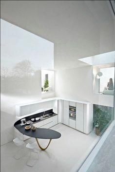 Kuchyna S Oblukom · Küche InterieurModernes InterieurKreatives DesignModernes  ...