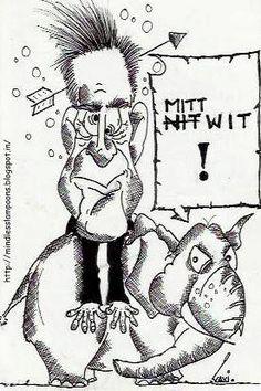 MITT ROMNEY : Of Nitwits & eloquent follies   http://mindlesslampoons.blogspot.in/2012/09/mitt-romney-of-nitwits-eloquent-follies.html