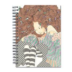 Caderno Laços e Saias II