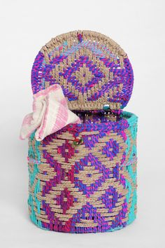 Magical Thinking Diamond Basket