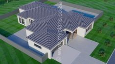 4 Bedroom House Plan - 4 Bedroom House Plan – My Building P. - 4 Bedroom House Plan – 4 Bedroom House Plan – My Building Plans South Africa - Split Level House Plans, Square House Plans, Metal House Plans, Free House Plans, Craftsman House Plans, 4 Bedroom House Plans, Family House Plans, Cottage House Plans, Contemporary House Plans