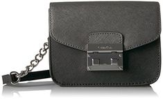 Calvin Klein Saffiano Flap Crossbody *** Check out the image by visiting the link. (This is an affiliate link) Calvin Klein Handbags, Concealed Carry Purse, Thing 1, Cross Body Handbags, Crossbody Bag, Purses, Stuff To Buy, Birthday Gifts, Shoe