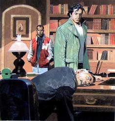 Mastantuono, Corrado (b,1962))- F- 'Nick Raide' (Cover)