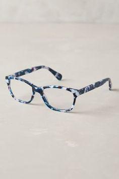 Anthropologie Marbled Demi Reading Glasses- anthropologie.com #anthroregistry.  If I needed glasses!