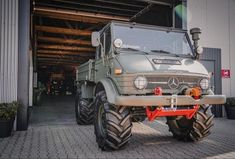 Mercedes Benz Unimog, Custom Trucks, Offroad, 2d, Monster Trucks, House, Off Road