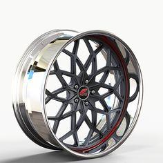 Amani Motivo Cut Wheels