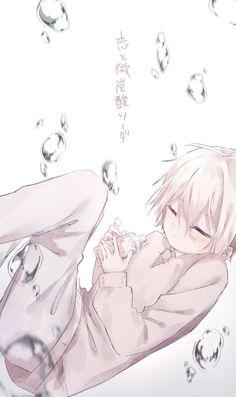 Neko, Vocaloid, Aesthetic Anime, Cute Boys, Anime Guys, Avatar, Manga, Pictures, Sora