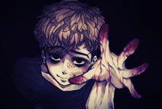 Killing Stalking [Sangwoo] by Miharux3.deviantart.com on @DeviantArt