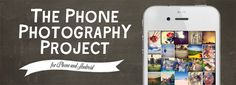 A phone photography class! How cool!