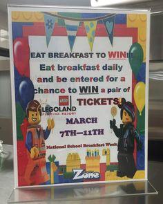 ... School for National School Breakfast Week | Pasco County Schools #NSBW