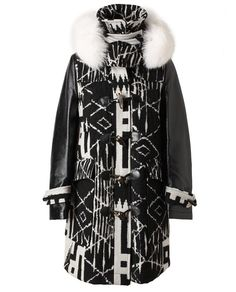 'William' Navajo Printed Wool Parka by ALTUZARRA at Browns Fashion for £3,340.00