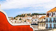 Castelo de São Jorge – Lisboa Portugal, Mansions, House Styles, Home Decor, Saint George, Castle, Lisbon, Decoration Home, Room Decor