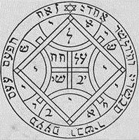 Ce pentacle protège contre des mauvais esprits et des entités du bas astral qui tentent de se servir des êtres humains pour entrer en contac...