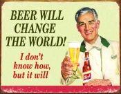 Bier & Drank | METALEN BORDEN | metalenborden.nl