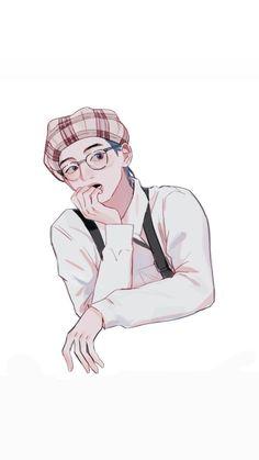 #BTS💜#Fanart💞 #Cr:in pic⬇#July🌬️ Fanart Bts, Taehyung Fanart, Bts Taehyung, Henna Drawings, Kpop Drawings, Bts Manga, Bts Art, Bts Chibi, K Pop