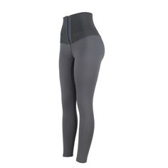 The left of gray body shaper pants Custom Sportswear, Short Torso, Body Curves, Improve Posture, New Fashion Trends, Private Label, Workout Wear, Put On