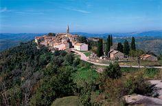 Small town Buje, Istria, Croatia. The region of Tartufino Premium Truffles. www.tartufino.com