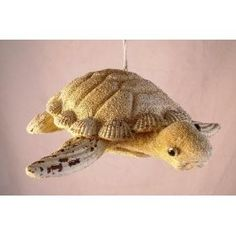 Tropical Ocean Sea Turtle Christmas Tree Ornament