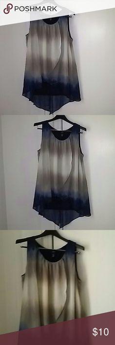 Women blouse Beautiful woman blouse sleeveless beautiful design. Alfani Tops Blouses