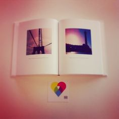 One of our customers made this gorgeous photo book!  http://instagram.com/p/nNITiguimP/   Make your own book here:  http://printstagr.am/photobook