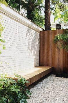 Back Gardens, Outdoor Gardens, Backyard Patio, Backyard Landscaping, Outdoor Rooms, Outdoor Living, Minimalist Garden, Exterior Design, Landscape Design