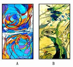 Stained Glass History | History of Glass Art Design