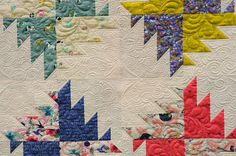 Huntspatch Quilts: Honeymoon Quilt