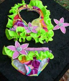 pageant swimsuit kids - Google Search