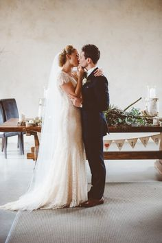 Elise and Luigi's Stones of the Yarra Valley wedding | Photography by Alex Motta
