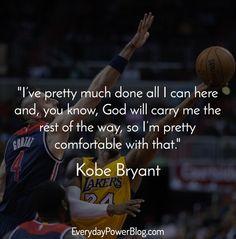 18 Kobe Bryant Quotes Motivation Basketball - Much Quotes Basketball Kobe, Basketball Quotes, Bryant Basketball, Basketball Motivation, Basketball Stuff, Soccer, Kobe Quotes, Kobe Bryant Quotes, Teamwork Quotes