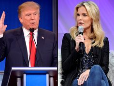 Megyn Kelly Said Donald Trump Once Tried to Woo Her