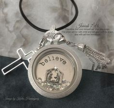 About Origami Owl Living Lockets