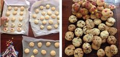 Make 100 cookies from one single batch with this 4 ingredient recipe that couldn't be easier or more delicious. Get the recipe now. 100 Cookies Recipe, Iced Cookies, Biscuit Cookies, Gluten Free Cookies, Cookie Recipes, Cookie Ideas, Baking Cookies, Simply Recipes, Sweet Recipes