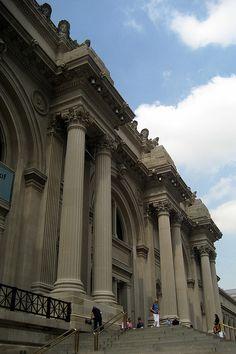 NYC - UES: Metropolitan Museum of Art