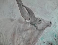 """Check out new work on my @Behance portfolio: """"the cow"""" http://be.net/gallery/44445137/the-cow"""