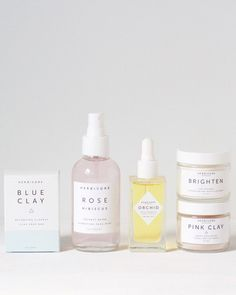 Ultimate Skin Care Collection for Normal / Any Skin Type – Herbivore Botanicals