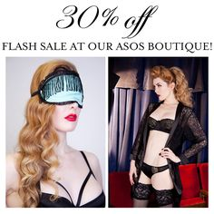 30% off at our ASOS boutique until Monday! https://marketplace.asos.com/boutique/playful-promises