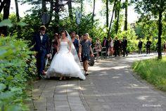 Bruiloftstoet