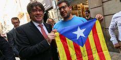 Raül Romeva, conseiller catalan aux affaires extérieures, explique les raisons qui ont conduit la région à convoquer, le 1er octobre, un référendum d'autodétermination unilatéral.