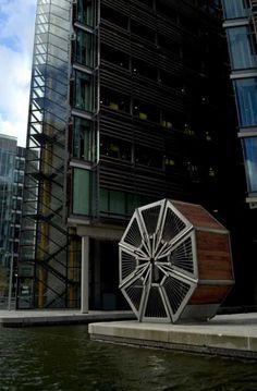 Thomas Heatherwick - Rolling Bridge