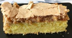 Danish Cake, Danish Dessert, Danish Food, Sweet Recipes, Cake Recipes, Dessert Recipes, Bread Cake, Almond Cakes, Party Cakes
