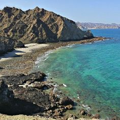Oman | Qantab Beach. credit: OmanTripper. view on Fb https://www.facebook.com/SinbadsOmanPocketGuide