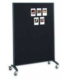 Movable Room Divider Graphite Frame
