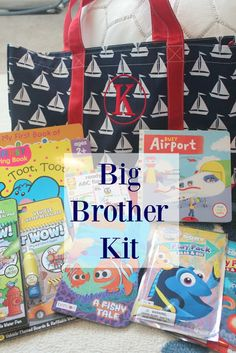 """""""Big Brother Kit"""" For the Hospital!"""