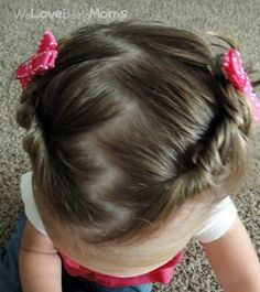 10 Hair Styles for Babies and Young Girls