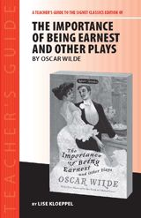 The Importance of Being Earnest and Other Plays Teacher's Guide https://www.teachervision.com/drama/literature-guide/75017.html #drama #OscarWilde