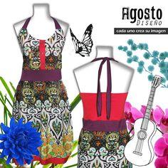 Apron, Mini, Dresses, Fashion, Vestidos, Moda, Fashion Styles, Dress, Fashion Illustrations