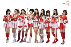 All About Girls Generation (Profile and Photo Gallery ...